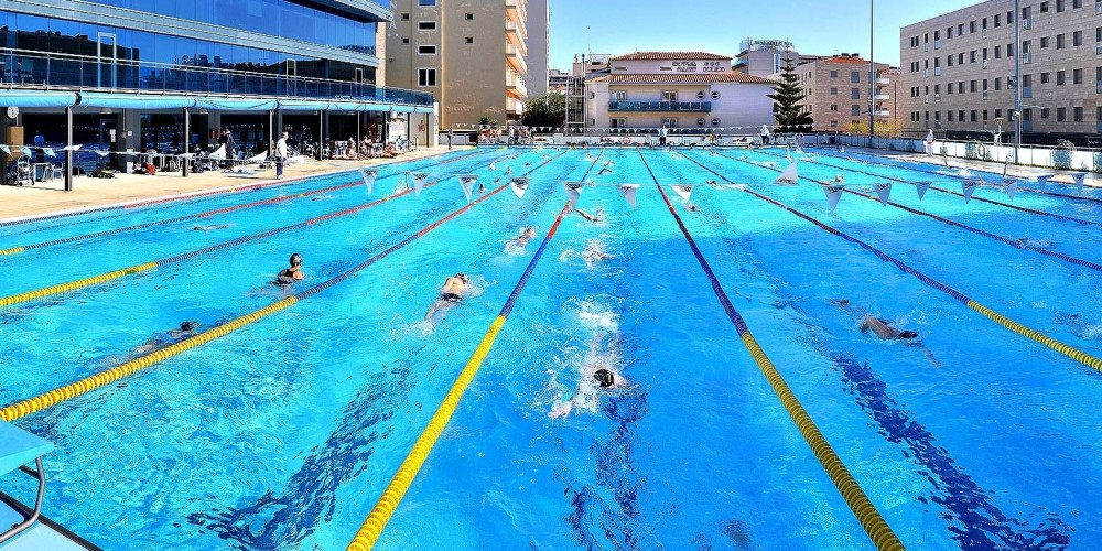 Calella Olympic Pool Salbcn Barcelona Sports Tours