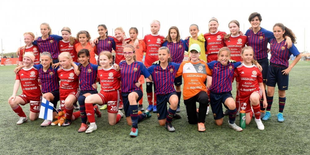 Barcelona Girls Cup - Football Tournament in  Salou/Cambrils, Barcelona