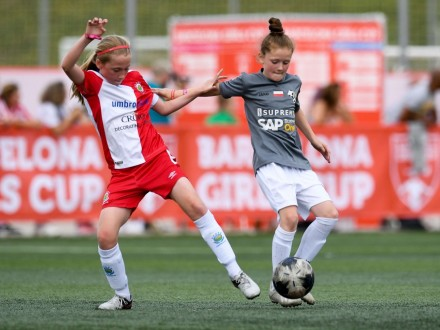 Football Tournament Barcelona Girls Cup