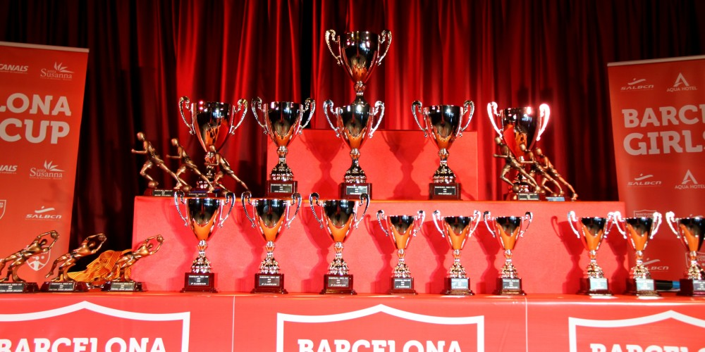 Barcelona Girls Cup - Football Tournament in Santa Susanna, Barcelona