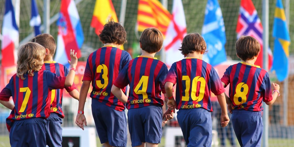 Barcelona Football Festival - Football Tournament in Salou, Barcelona